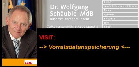 Schäuble Screenshot 1