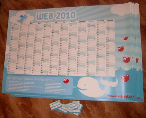 10 + 10 Kalender